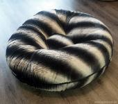 COSYBED  Air |  Fake Fur Skunk Stripes