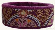 Cosy Collar | Celtic Plum