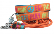 SALTYDOG | EAT PLAY LOVE | Orange