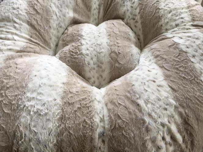 COSYBED  Air |  Arctic Lux Helltaupe
