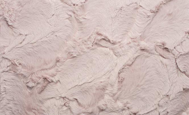 COSYBED Air  | Fake Fur | ANGELO | blush