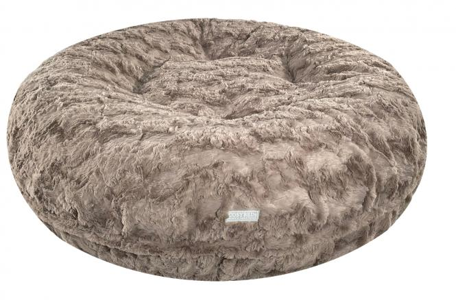 COSYBED  Air | Fake Fur | OCEAN | Light Taupe