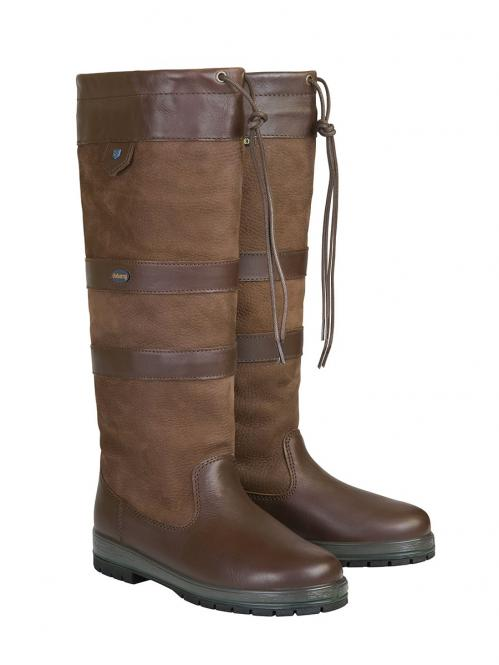 Galway Lederstiefel | GORE-TEX® | Walnut | Regular