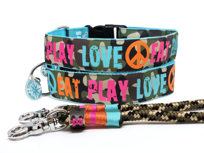 SALTYDOG | EAT PLAY LOVE | CAMOUFLAGE