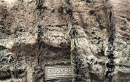 COSYBED Air | Fake Fur | ARCTIC | Chipmuk | Brown