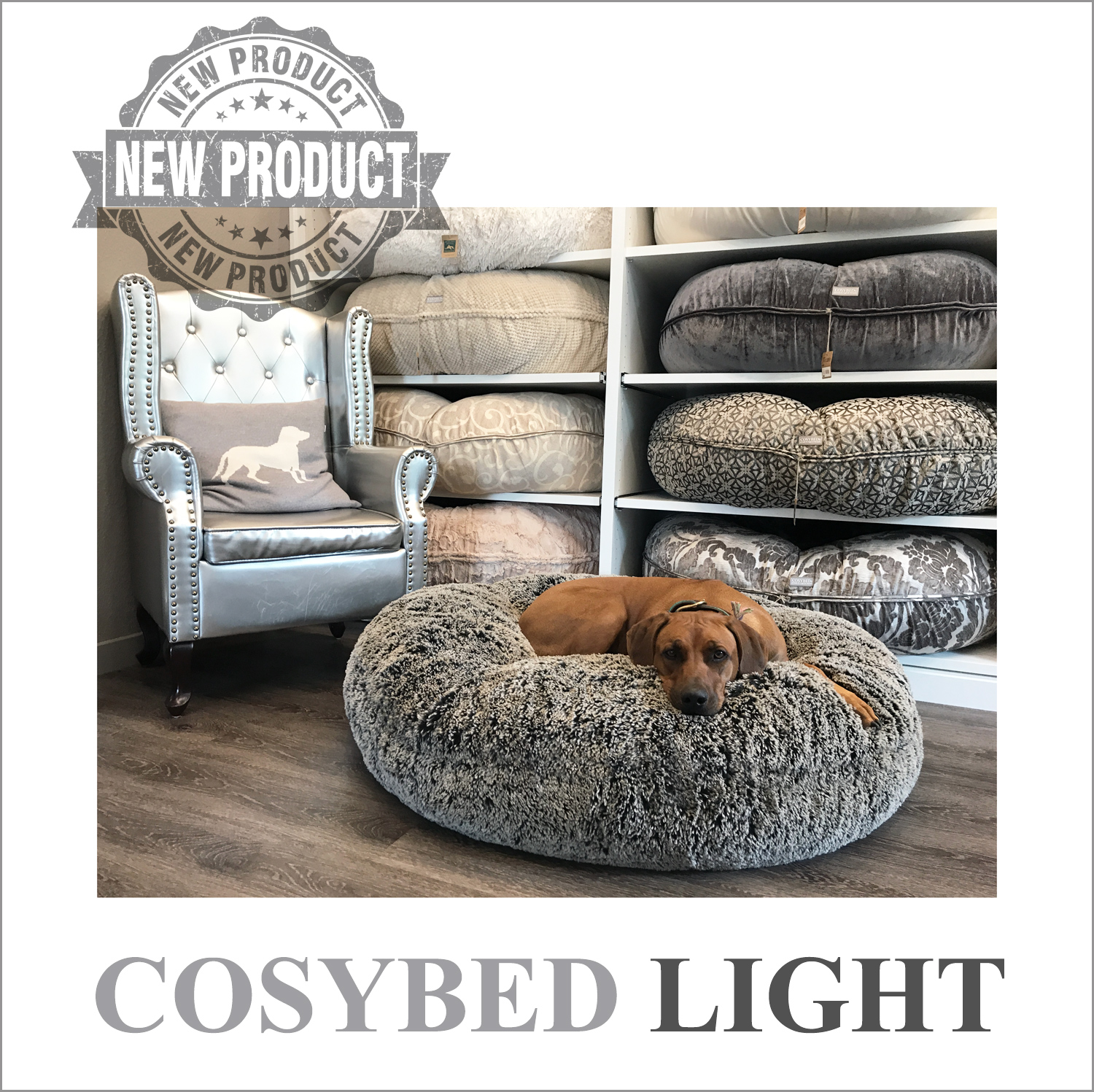 Dogs Inn® Hundeshop | COSYBED Light | XXL | Dogs Inn® - Online Shop